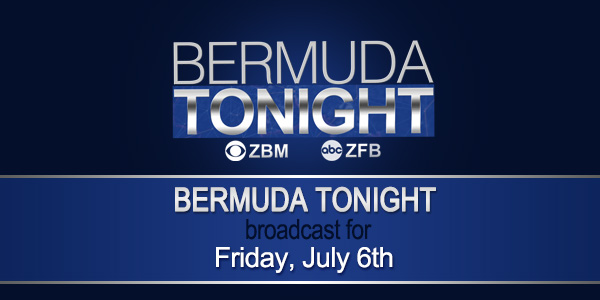 zbm 9 news Bermuda July 6 2018 tc