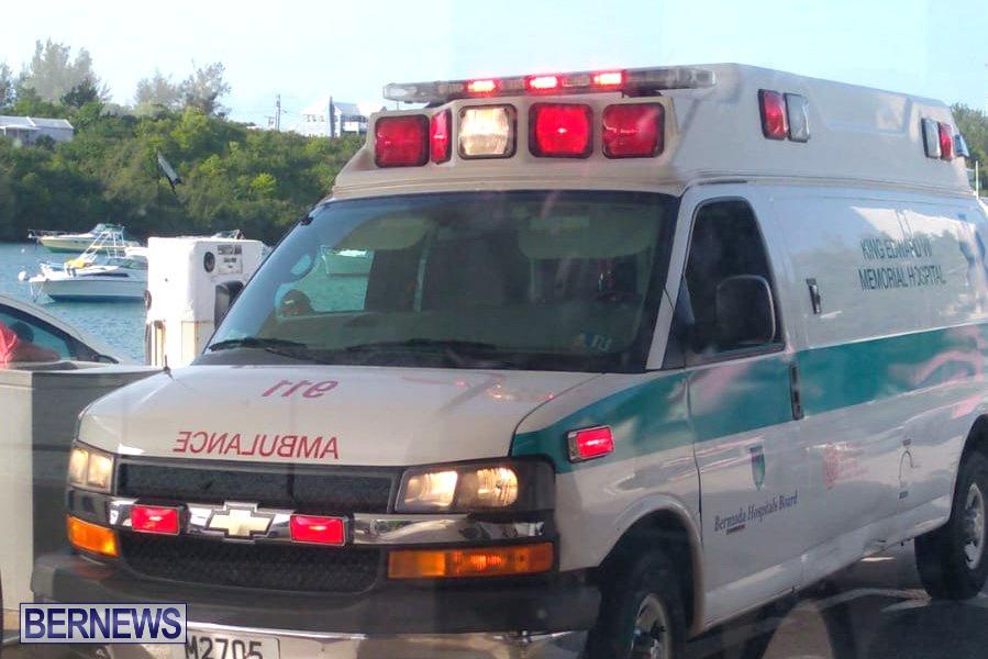 Ambulance Jet Ski Somerset Bermuda, August 6 2019