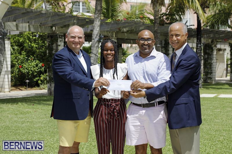 BHA Scholarship Award Presentation Bermuda Aug 7 2019 (3)