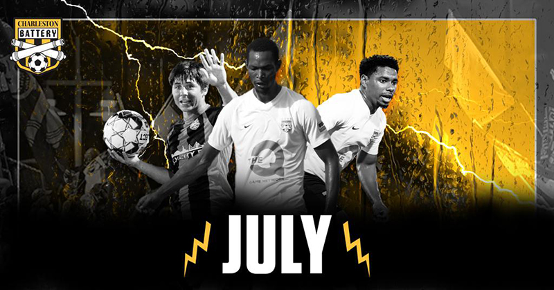 Battery Player of the Month, August 7 2019
