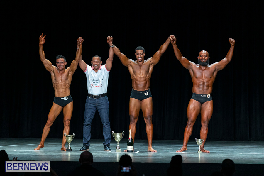 Bermuda BodyBuilding and Fitness Federation Night of Champions, August 10 2019-8434