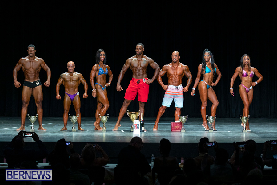 Bermuda BodyBuilding and Fitness Federation Night of Champions, August 10 2019-8911