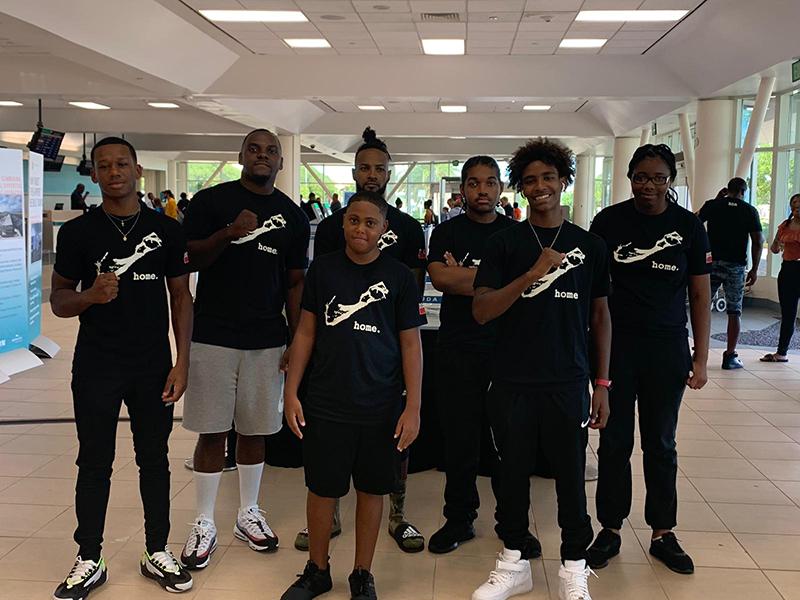 Bermuda Boxing Youth Aug 2019 (1)