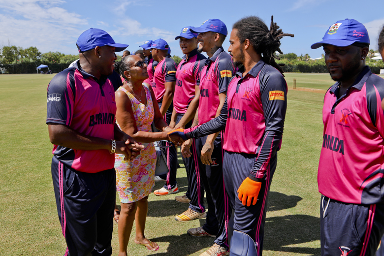 Bermuda Cricket Team August 25 2019 (2)