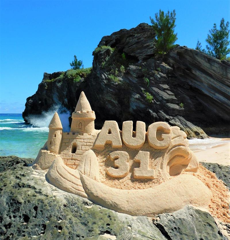 Bermuda Sandcastle Competition Aug 2019 (1)