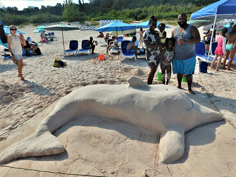 Bermuda Sandcastle Competition Aug 2019 (3)