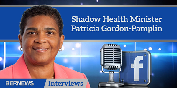 Bernews Interviews TC Shadow Health Minister Patricia Gordon-Pamplin