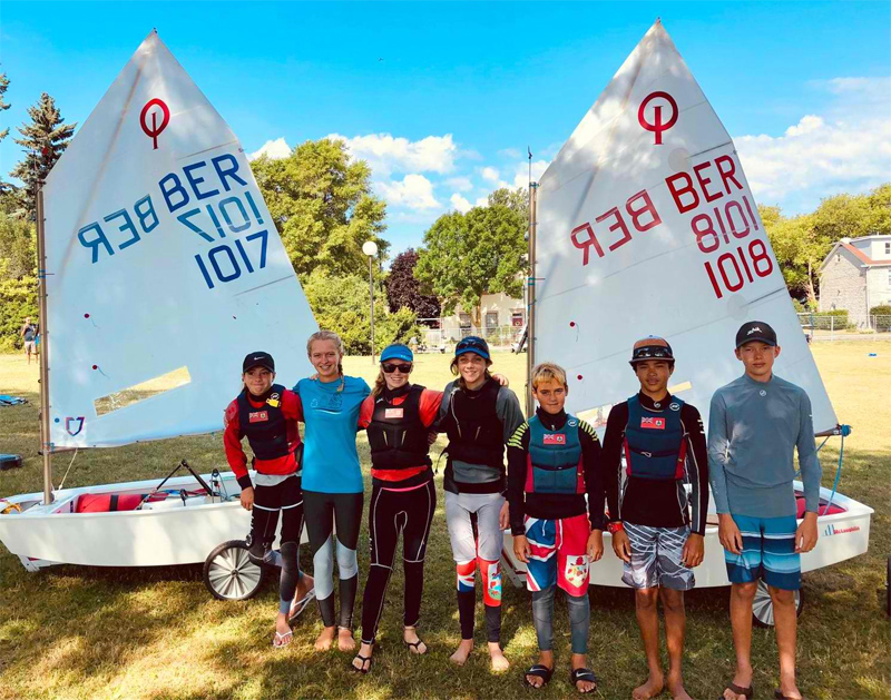CORK International Optimist August 2019