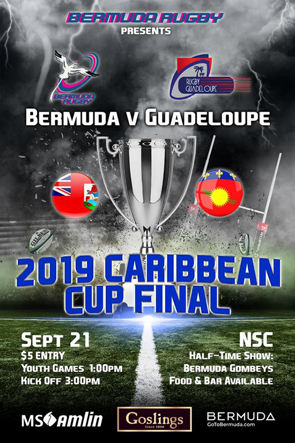Caribbean Cup Final Bermuda Aug 2019