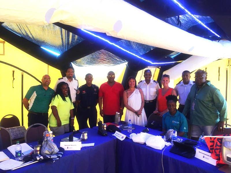 Cup Match 2019 JACC at SGCC Bermuda August 2019
