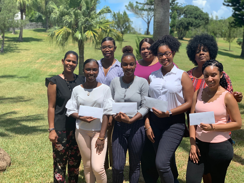 Devonshire Parish Council Scholarship Bermuda Aug 2019