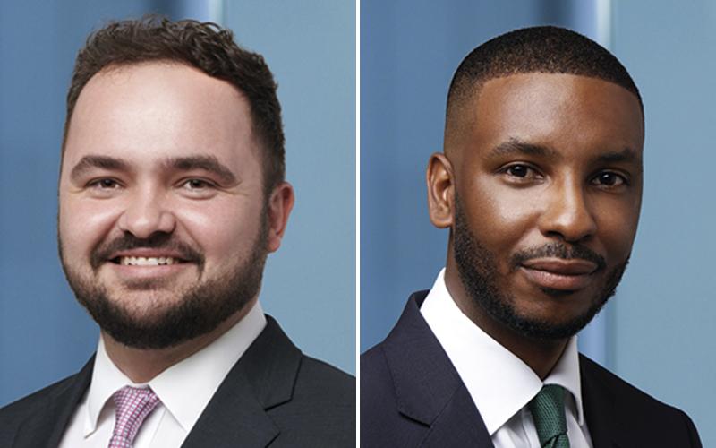 Henry Tucker & Kyle Masters Bermuda Aug 2019