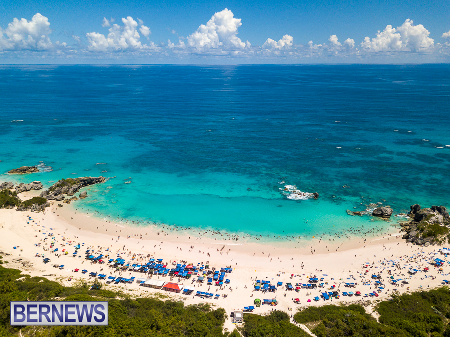 Horseshoe Bay Beach Bermuda August 1 2019 (1)