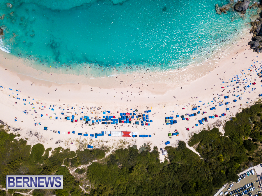 Horseshoe Bay Beach Bermuda August 1 2019 (2)