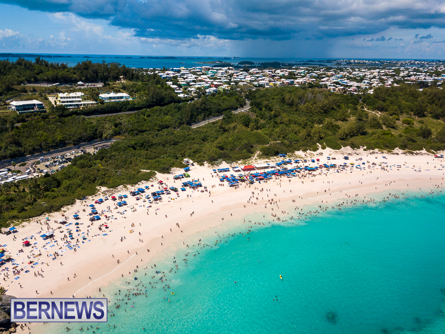 Horseshoe Bay Beach Bermuda August 1 2019 (4)