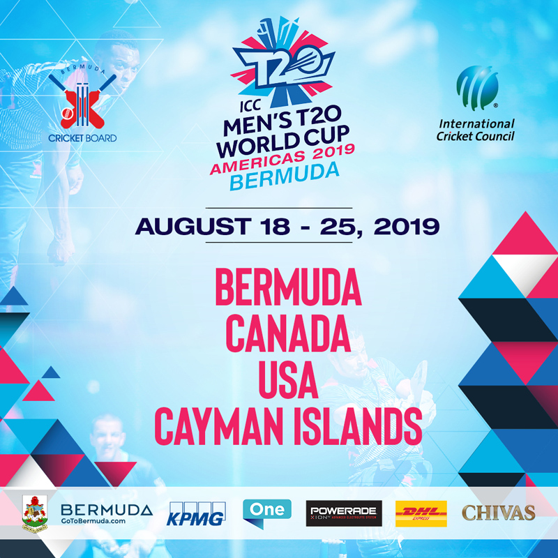 ICC Americas Men's T20 World Cup Bermuda August 2019 (1)