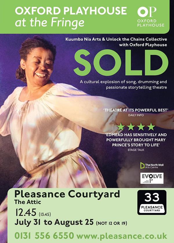 Mary Prince Play Bermuda Aug 2019