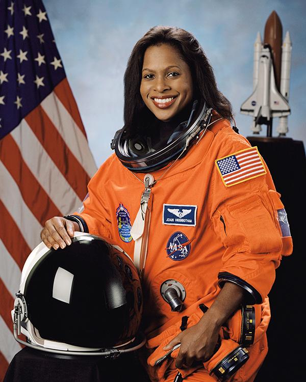 NASA Astronaut Joann Higginbotham Bermuda Aug 2019