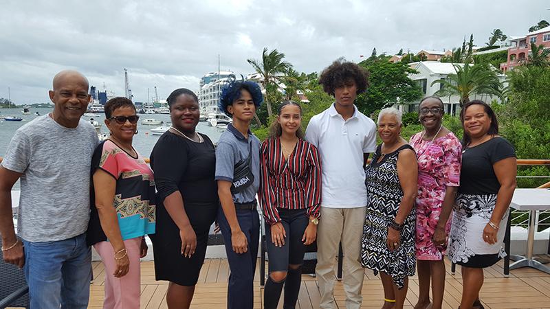 Pembroke Parish Council Awardees Bermuda August 12 2019 2