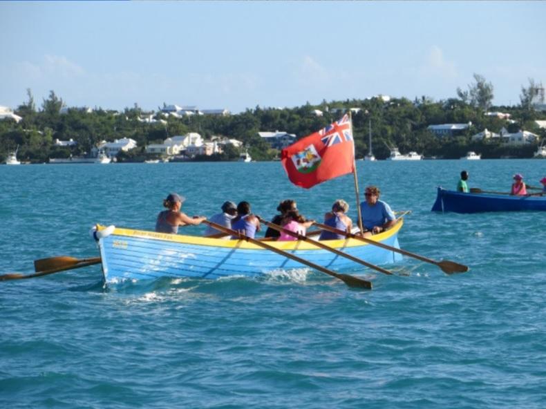 Pilot Gig Club Bermuda Aug 2019