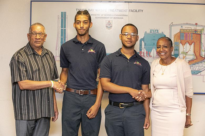Power Engineering Conference Bermuda Aug 2019 (2)