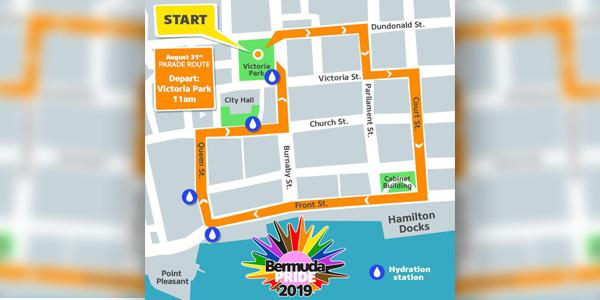 City Of Hamilton Gears Up For Pride Parade - Bernews