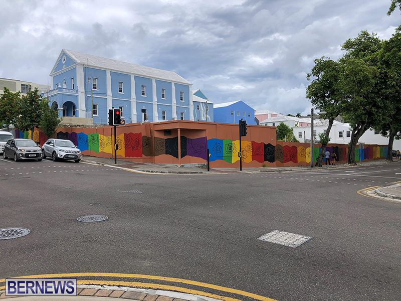 Rainbow Mural Bermuda Aug 22 2019 (11)