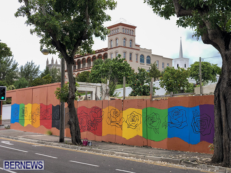 Rainbow Mural Bermuda Aug 22 2019 (3)