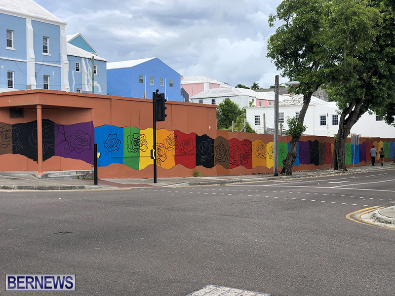 Rainbow Mural Bermuda Aug 22 2019 (6)