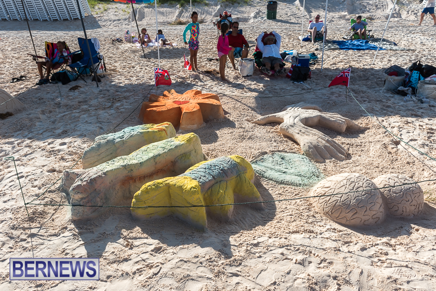 Sand Castle Competition Bermuda August 2019 (12)