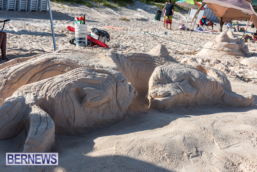Sand Castle Competition Bermuda August 2019 (6)