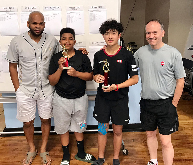 Tennis Association's National Junior Bermuda Aug 2019 (2)