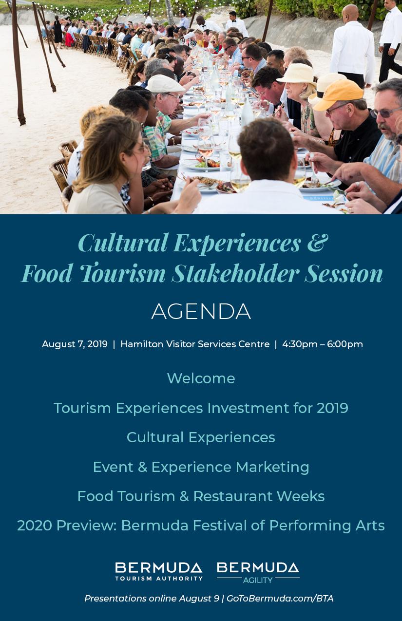 Tourism Bermuda August 5 2019