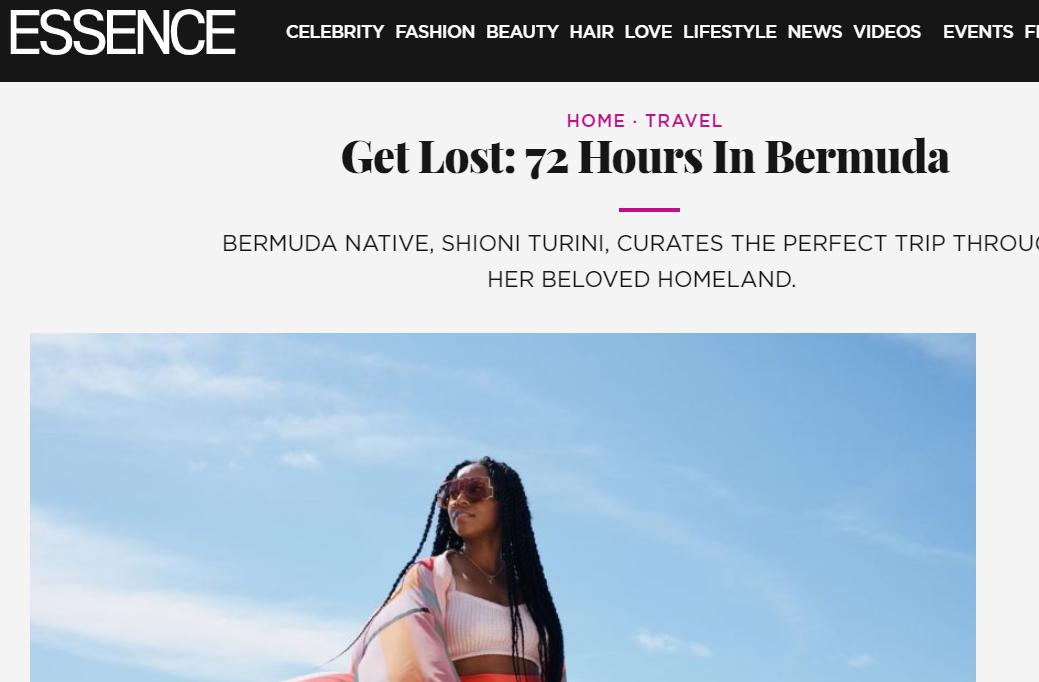 essence article