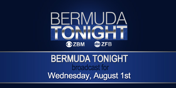 zbm 9 news Bermuda August 1 2018 tc