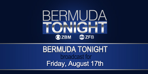 zbm 9 news Bermuda August 17 2018 tc