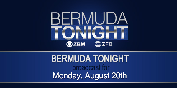 zbm 9 news Bermuda August 20 2018 tc