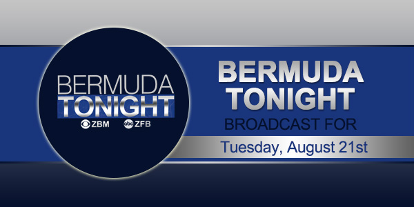 zbm 9 news Bermuda August 21 2018 tc