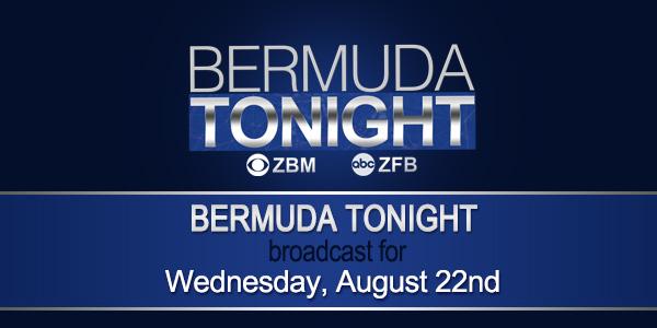 zbm 9 news Bermuda August 22 2018 tc