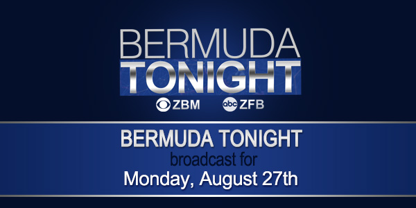zbm 9 news Bermuda August 27 2018 tc