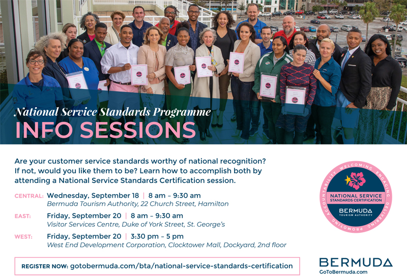 BTA NSSC Info Sessions Bermuda Sept 2019