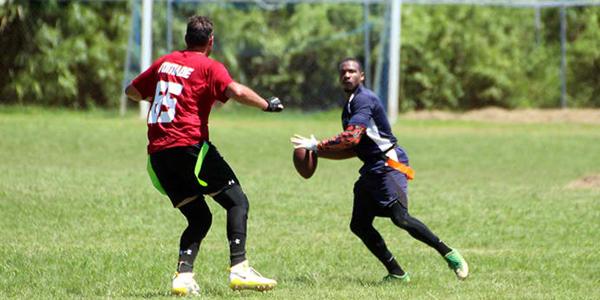 Photos: Bermuda Flag Football Games - Bernews