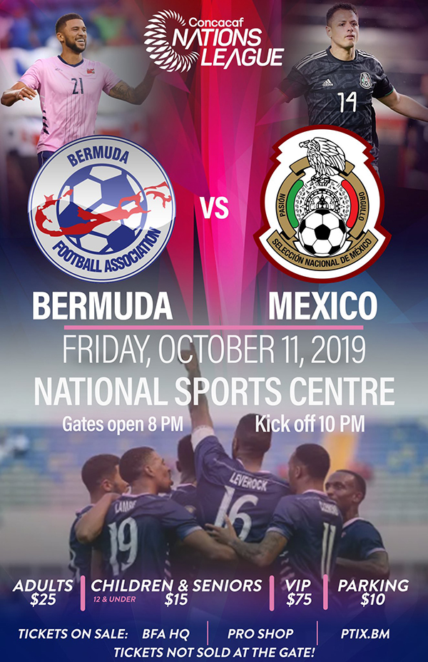 CNL Bermuda Mexico September 13 2019