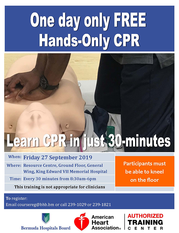 CPR Training Bermuda Sept 2019 (1)