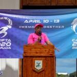 Carifta 2020 Holds Pep Rally At City Hall Bermuda, September 6 2019-7908