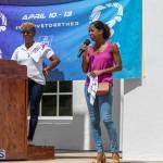 Carifta 2020 Holds Pep Rally At City Hall Bermuda, September 6 2019-8074