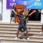 Carifta 2020 Holds Pep Rally At City Hall Bermuda, September 6 2019-8094