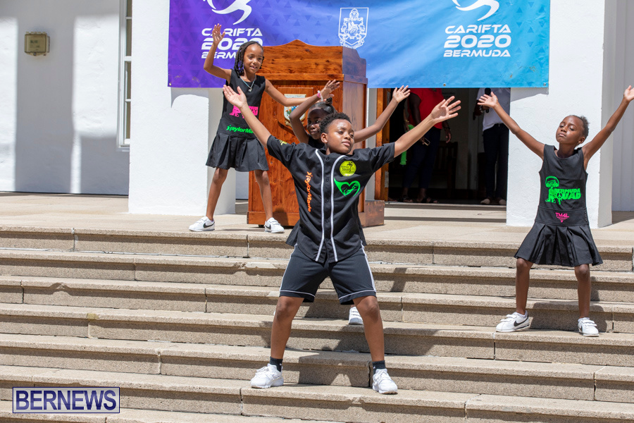 Carifta-2020-Holds-Pep-Rally-At-City-Hall-Bermuda-September-6-2019-8094