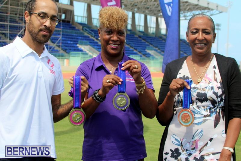 Carifta 2020 Medals Bermuda, September 11 2019