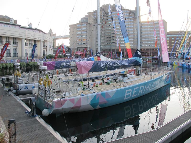 Clipper Round The World Yacht Race Bermuda Sept 2019 (2)